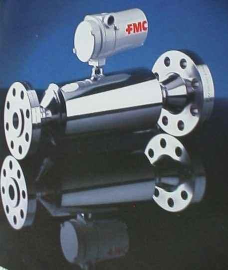 Massedurchflußmesser FMC für Gase