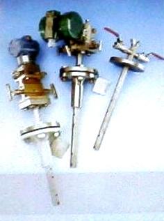 Pitobar-Wirkdrucksonden für Gase und Flüssigkeiten